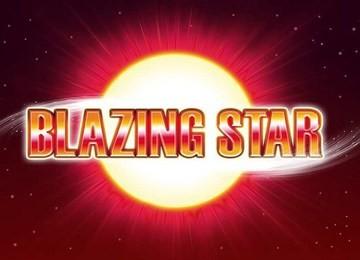 Blazing Star - jeu de machine à sous addictif de Merkur